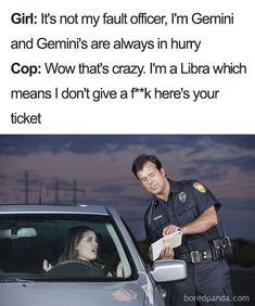Funny-Zodiac-Memes - Teresa Neumann - Funny-Zodiac-Memes 27 Astrology Memes All The Non-Believers Can Laugh At - Zodiac Sign Traits, Zodiac Signs Dates, Zodiac Signs Gemini, Zodiac Signs Horoscope, Zodiac Star Signs, My Zodiac Sign, Astrology Zodiac, Capricorn Girl, Libra Traits