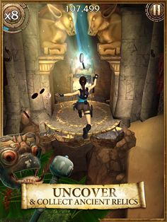 New Lara Croft Relic Run hack is finally here and its working on both iOS and Android platforms. This generator is free and its really easy to use! Glitch, New Lara Croft, Castle Illustration, Game Update, Free Gems, Website Features, Ios, Test Card, Hack Online