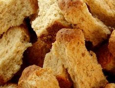 Buttermilk Ouma Rusks Recipe - I just replaced reg four with self-raising + of bicarbonate. South African Dishes, South African Recipes, Africa Recipes, Rusk Recipe, Recipe For Rusks, Recipe Recipe, Buttermilk Rusks, Thing 1, Baking Recipes