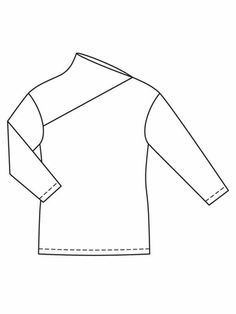 Girl Dress Patterns, Skirt Patterns Sewing, Coat Patterns, Doll Clothes Patterns, Clothing Patterns, Sewing Coat, Sewing Clothes, Diy Clothes, Raglan Pullover