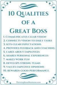 good boss does a great job of communicating, encouraging and supporting employees in their work. The mentor and coach desired behaviors. Le Management, Business Management, Business Planning, Business Ideas, Project Management, Leadership Development, Leadership Quotes, Leadership Activities, Leader Quotes