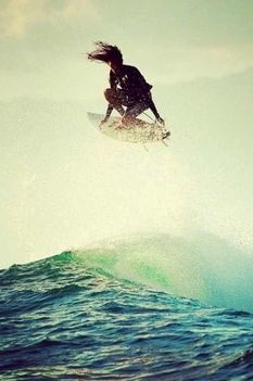 Got an inner surfer girl dying to get out? Get inspired with this photo roundup!