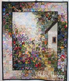 watercolor quilt patterns - Google Search