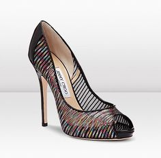 Jimmy Choo's - of course!