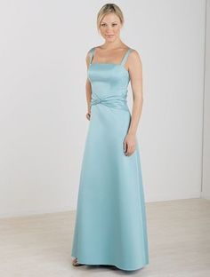 Maid of honor dress, I think shorter. For more wedding tips and ideas go to my blog. www.mrspurplerose.com