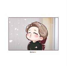 Jimin Fanart, Kpop Fanart, Bts Chibi, Anime Chibi, Anime Naruto, Foto Bts, Loli Kawaii, Dibujos Cute, Korean Art