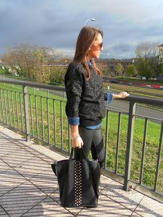 Enredada con la moda: Baroque Sweatshirt