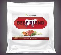 Raw Pet Food #packaging