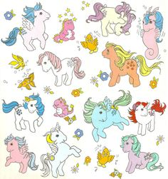 Old classic my little pony ❤️
