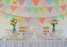 Marquee Baby Shower - Style My Celebration