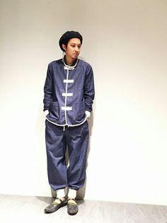 👤 【NOWHAW】 kung-fu pajama #lallyjoesnap ではでは👋👋