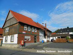 ZU KAUFEN! Wohnen und Gewerbe - hier ist alles möglich - Mehrfamilienhaus in Brüggen. Weitere Informationen und Angebote unter: www.dettmer-immobilien.de
