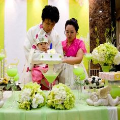Amazing 1st Birthday Party Ideas For Your Baby Korean Father And Animal