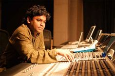 A. R. Rahman.. God of music.. Creating divine pieces of music which predefines love..n all other emotions. #Luv_you_Rahman