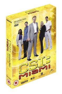 C.S.I: Crime Scene Investigation - Miami - Season 2 Part 1 DVD 2003: Amazon.co.uk: David Caruso, Emily Procter, Rory Cochrane, Adam Rodriguez, Khandi Alexander: DVD & Blu-ray