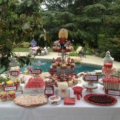 Graduation Party, RN, Nursing Party, candy bar