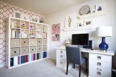 HOME OFFICE INSPIRATION IMAGES - Blog Mes Voyages à Paris