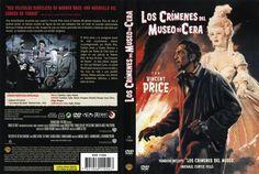 Resultado de imagen de los crimenes del museo de cera dvd
