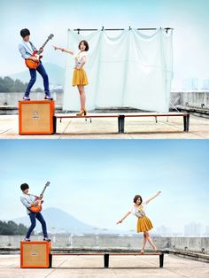 """Heartstrings"" with Park Shin Hye & Jung Yong Hwa Korean Drama Songs, Korean Dramas, Baek Seung Jo, Best Kdrama, Jung Yong Hwa, Park Shin Hye, Korean Entertainment, Kdrama Actors, Entertainment"