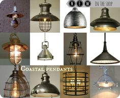 New Coastal Pendant Lights At Our Boat House Nautical Lighting With Cool Style
