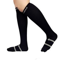 497b86527d9 Miracle Copper Knee High Anti-Fatigue Compression Socks