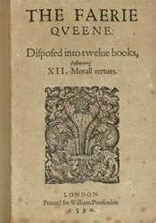 Edmund Spencer | The Faerie Queene, 1590