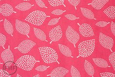 Half Yard Mormor Nopp in Rubine, Lotta Jansdotter, Windham Fabrics, 100% Cotton Fabric, 37119-7