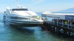 Capri Ferry Boat Arriving At Sorrento Sorrento To Capri, Capri Italy, Isle Of Capri, Ferry Boat, Uk Europe, European Travel, Amalfi, Naples, Water