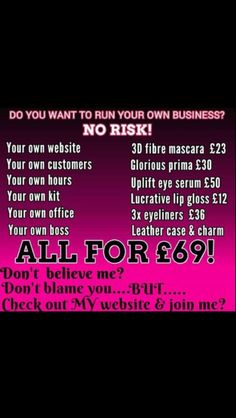 I'm looking for ladies to join my team if you love makeup this is for you!!!!