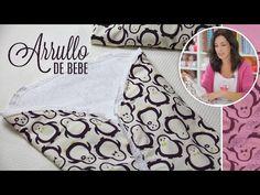 DY Canastilla bebe: Tutorial mantas para la cuna minicuna y capazo - YouTube