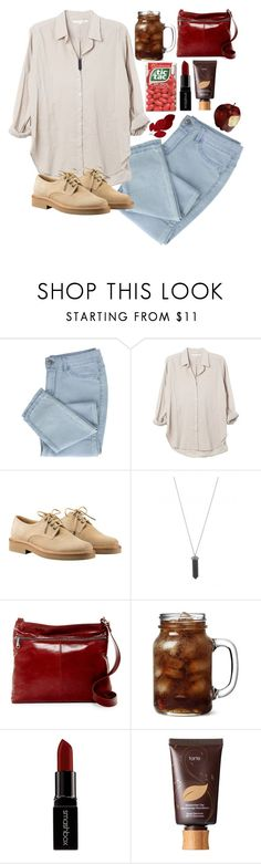 """""""To have a heart beat"""" by prttylilgirl ❤ liked on Polyvore featuring Xirena, Karen Kane, HOBO, Smashbox and tarte"""