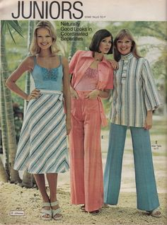 Colleen Corby JCPenney Catalog | Zowee! JCPenney has really let down their hair with a trio of summer ...