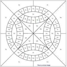 굉장히 유명한 패턴의 하나... 말이 필요없는 웨딩링 패턴입니다. 서양에서 신부들이 결혼식때 13개의 퀼트...