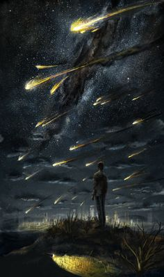 Meteor by BrandonStricker on deviantART