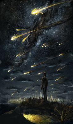 Meteor by BrandonStricker on deviantART