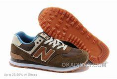 http://www.okadidas.com/new-balance-men-574-brown-casual-shoes-cheap-to-buy.html NEW BALANCE MEN 574 BROWN CASUAL SHOES CHEAP TO BUY Only $67.00 , Free Shipping!