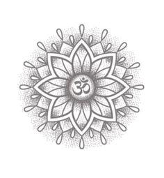 lotus+mandala+tattoo | India TattooedNow! - Temporary Tattoos that look real