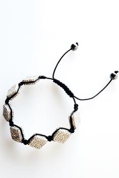 Twiggy Crystal Bracelet   Handmade with Swarovski Crystal  $69