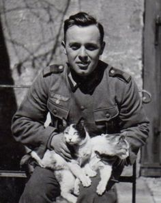 National-Socialists With Cats