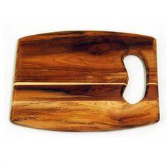 Fair Trade Teakwood Cutting Board