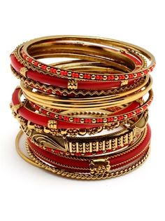 amrita singh adreena bangle set