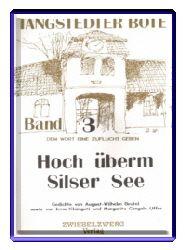 In diesem Buch finden sich einige Beiträge schweizer Autorinnen und Autoren auf deutsch und rätoromanisch