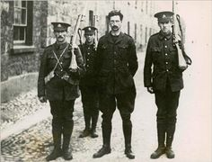 Leaders of the 1916 Easter Rising: Éamon de Valera - The Wild Geese Ireland 1916, Dublin Ireland, Irish Independence, The Wild Geese, Easter Rising, Old Irish, Irish Art, Irish News, Irish Times