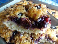 Blueberry Coffe Cake!! (Portuguese Dessert)