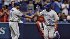 Blue Jays get 'Morales' boost in 1st win of season