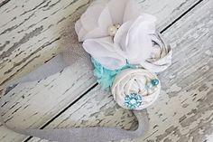Let It Snow Elsa Frozen inspired headband by babybirdieboutique, $16.50