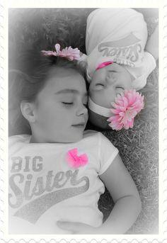 Big sister, little sister
