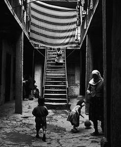 Ara Güler. İstanbul 1954