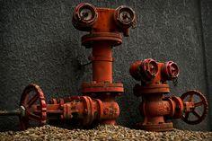 Fire Hydrants © David Fogel