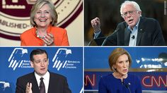 Presidential candidate websites are terrible at privacy - Sep. 30, 2015